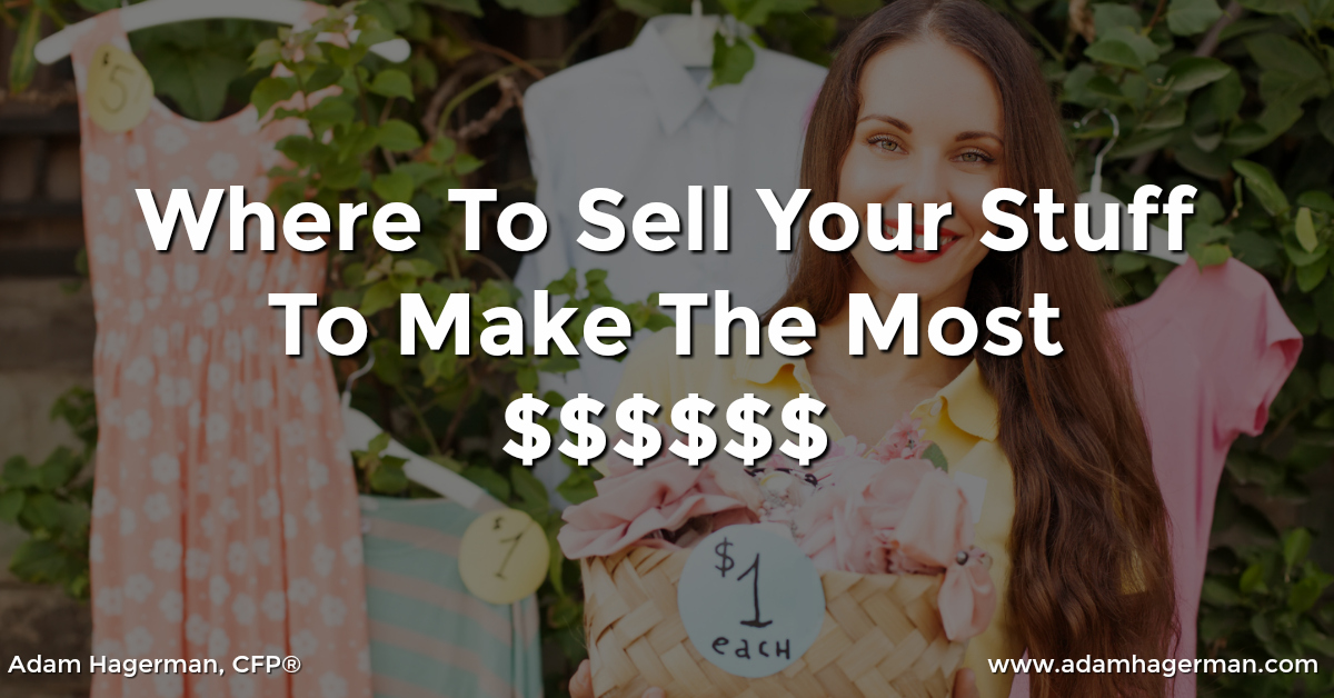 Best things to sell online to generate some easy cash for Things to make to sell online