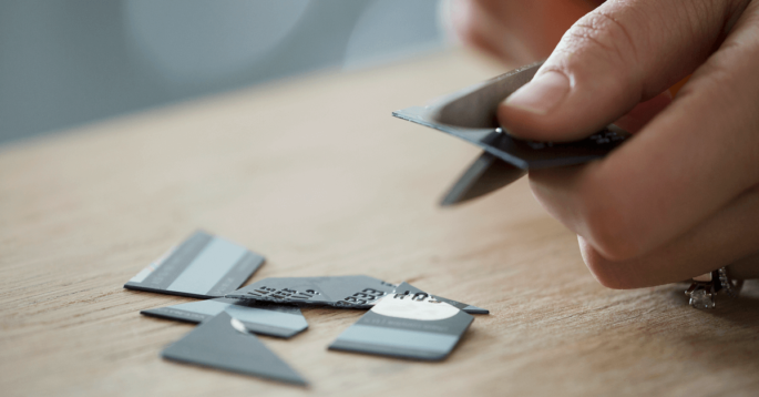 Stop Using Credit Cards