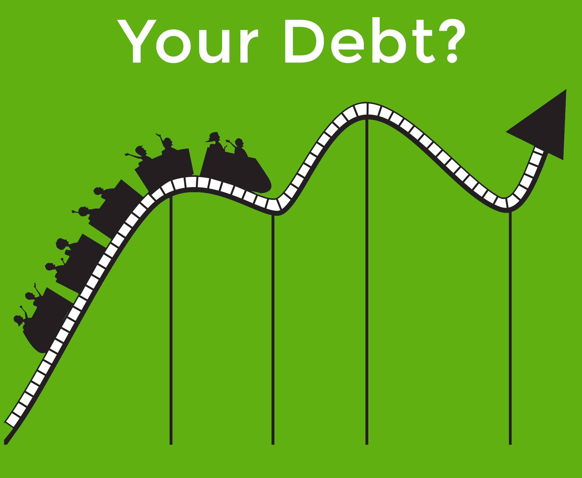 Debt Roller Coaster