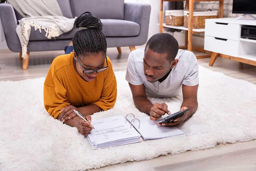 Splitting Expenses In Relationship